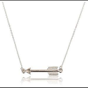 🆕 Dainty Arrow Necklace